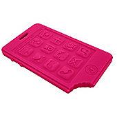 Jellystone jChew Teething Smartphone in Hot Pink