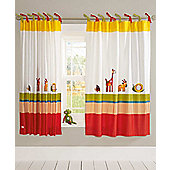 Mamas & Papas - Hoppity Hoot - Tab Top Curtains