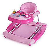 Babyco Baby Walker/Rocker - Pink