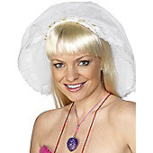 Hen Night Bride Veil