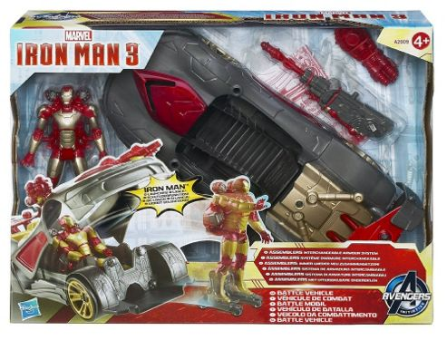 Iron Man 3 Assemblers Battle Vehicle