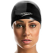 Speedo Fastskin3 Unisex Swimming Cap - Black