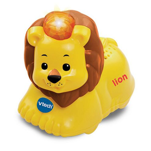 buy vtech toot toot animals lion from our baby activity. Black Bedroom Furniture Sets. Home Design Ideas