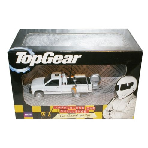 Top Gear Amphibious Car Challenge Nissan Pickup Truck Model