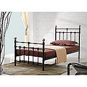 Birlea Atlas Bed Frame - Single - Black