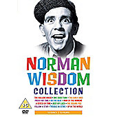 Norman Wisdom Collection  (DVD Boxset)