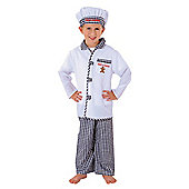 Early Learning Centre Chef Outfit Dress Up Set