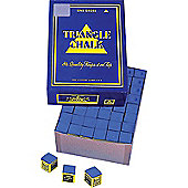 Triangle Snooker and Pool Chalk
