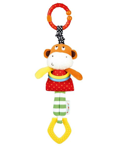 Mamas & Papas - Babyplay - Juddering Monkey
