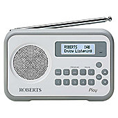 PLAY-L Portable DABFM radio with Built in Battery Charger