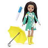 Moxie Girlz Raincoat Color Splash Doll Sophina