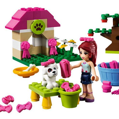 LEGO Friends Mia's Puppy House 3934