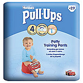 Huggies Pull Ups Potty Training Pants - Size 4 - Medium - Boy - 29 Pants