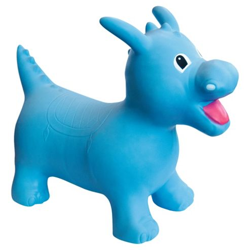 Happy Hopperz Blue Dino
