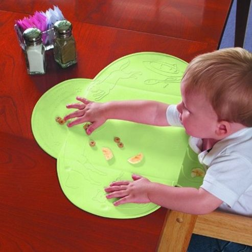 Summer Infant TinyDiner Portable Placemat - Green