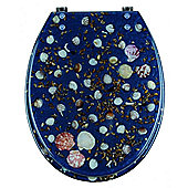 Sanwood Blue Sea Toilet Seat