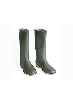 Briers B0275 Traditional Pvc Wellington Boot Size 5