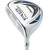 Jaxx Juniors R2 White Oversize Junior Driver (LH) Left Hand Loft BLUE (11-14 YRS)