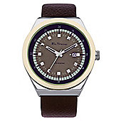 Ben Sherman Gents Leather Watch BS019
