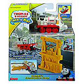 Fisher Price - Thomas & Friends Take-N-Play - Stanleys Construction Clash