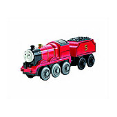 Fisher Price - Thomas & Friends Wooden Railway - Battery Operated James - Mattel