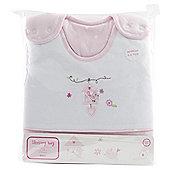 Tesco Sleeping Bag 6-18 Months, Pink
