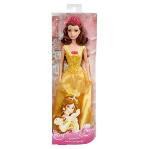 Disney Princess Sparkle Princess Belle Doll