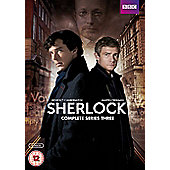 Sherlock Series 3 (DVD Boxset)