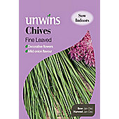 Herb Chives Fine Leaved