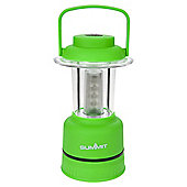 Summit 12 LED Lantern Green