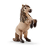 Schleich Mini Shetland Pony Stallion