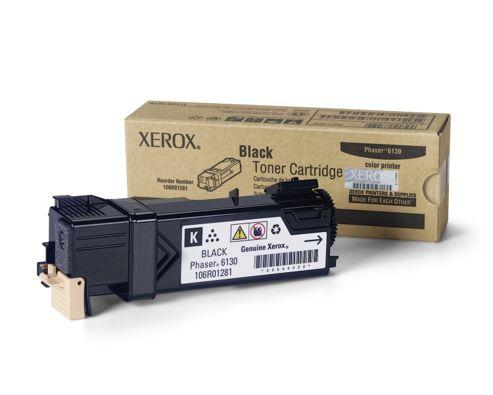 Xerox Toner Cartridge For Phaser 6130 - Black