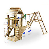 Wickey Viking's Swing Climbing Frame