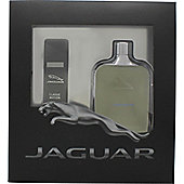Jaguar Classic Motion Gift Set 100ml EDT + 15ml EDT Travel Spray For Men