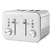 Breville VTT687 High Gloss Collection 4 Slice Toaster in White