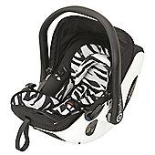 Kiddy Evolution Pro 2 0+ Car Seat (Zebra)