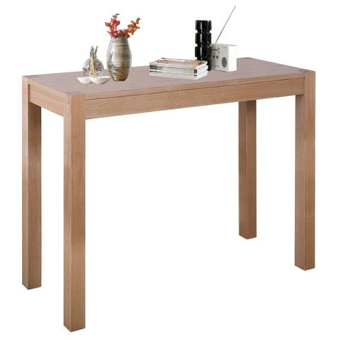Cyprus Ash Console Table