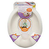 Dreambaby Soft Touch Potty Training Seat White