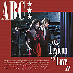 ABC Lexicon Of Love Part II CD