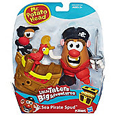 Mr. Potato Head Little Taters Big Adventures Sea Pirate Spud Figure