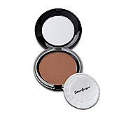 Stargazer Pressed Powder Compact Tan