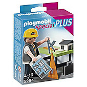 Playmobil 5294 Specials Plus Architect with Planning Table