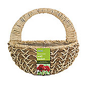 Gardman Banana Braid Wall Basket 40cm