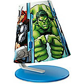 Marvel Avengers Bedside Table Lamp