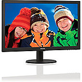 "Philips 233V5LHAB 58.4 cm (23"") LED Monitor - 16:9 - 5 ms"
