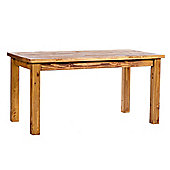 Core Products Farmhouse FH-TB2 Pine Wide Dining Table