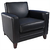 Teknik Office Newport Single Seat Armchair