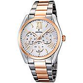 Festina Boyfriend Unisex Multi-Functional Watch F16751/3