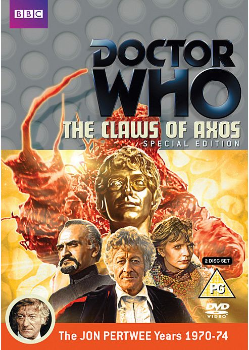 Doctor Who Claws Of Axos (DVD Boxset)
