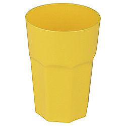 Plastic Tumbler Glass, Sunrise